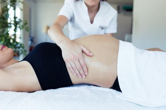 étiopathe femme enceinte